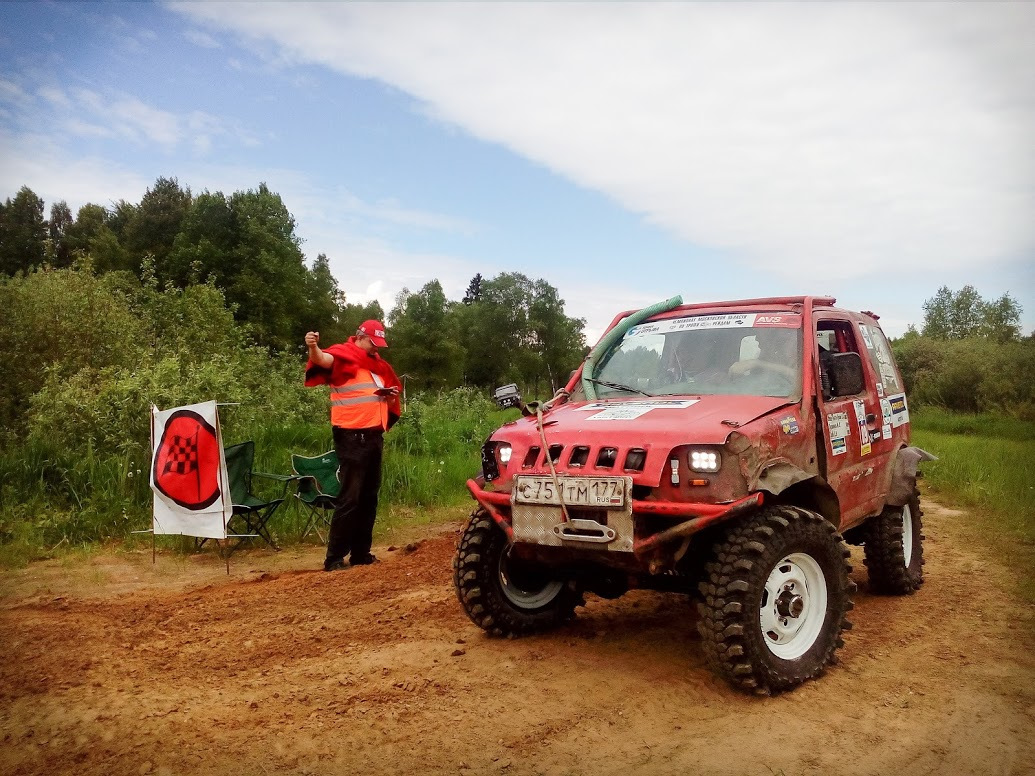 Suzuki Jimny Porco Rosso + 20Ач