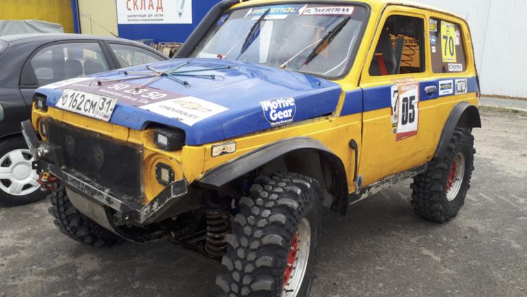 Белгородские таксисты ТР1