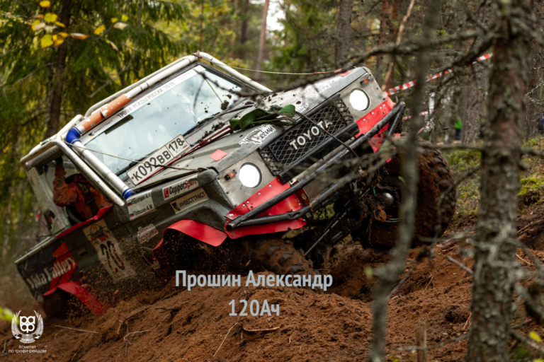 Тойота ТР-2 Прошин А. Коротаев А.